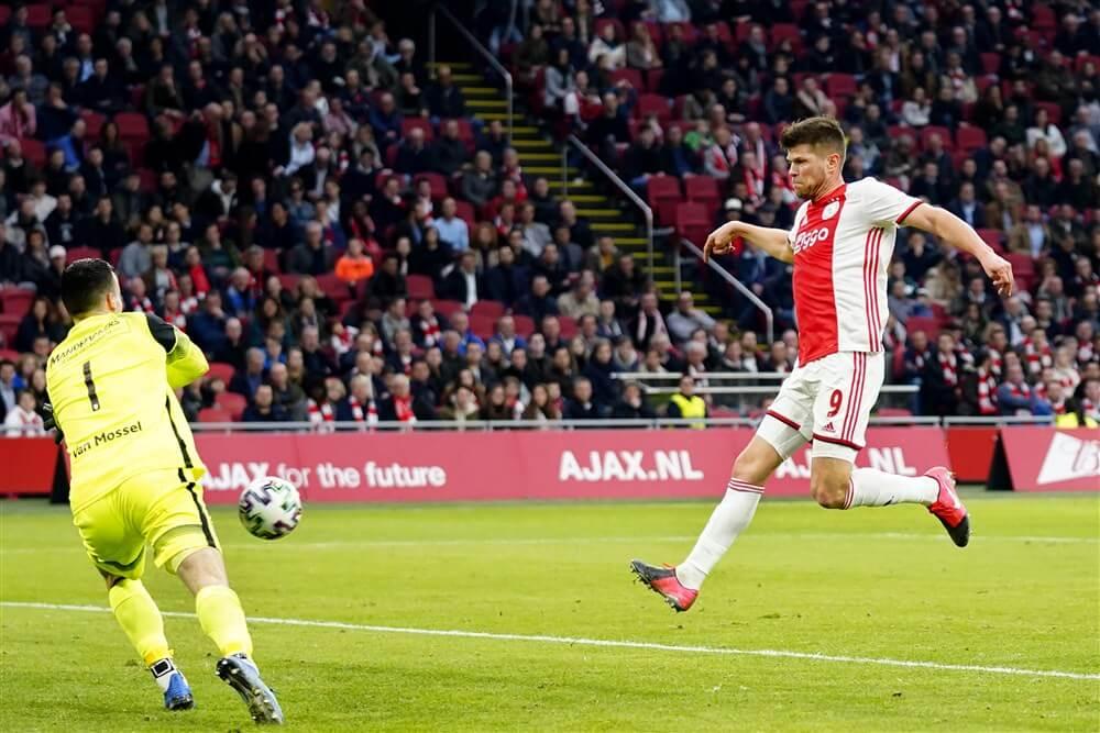 Op reserve spelend Ajax wint toch eenvoudig van RKC Waalwijk: 3-0; image source: Pro Shots