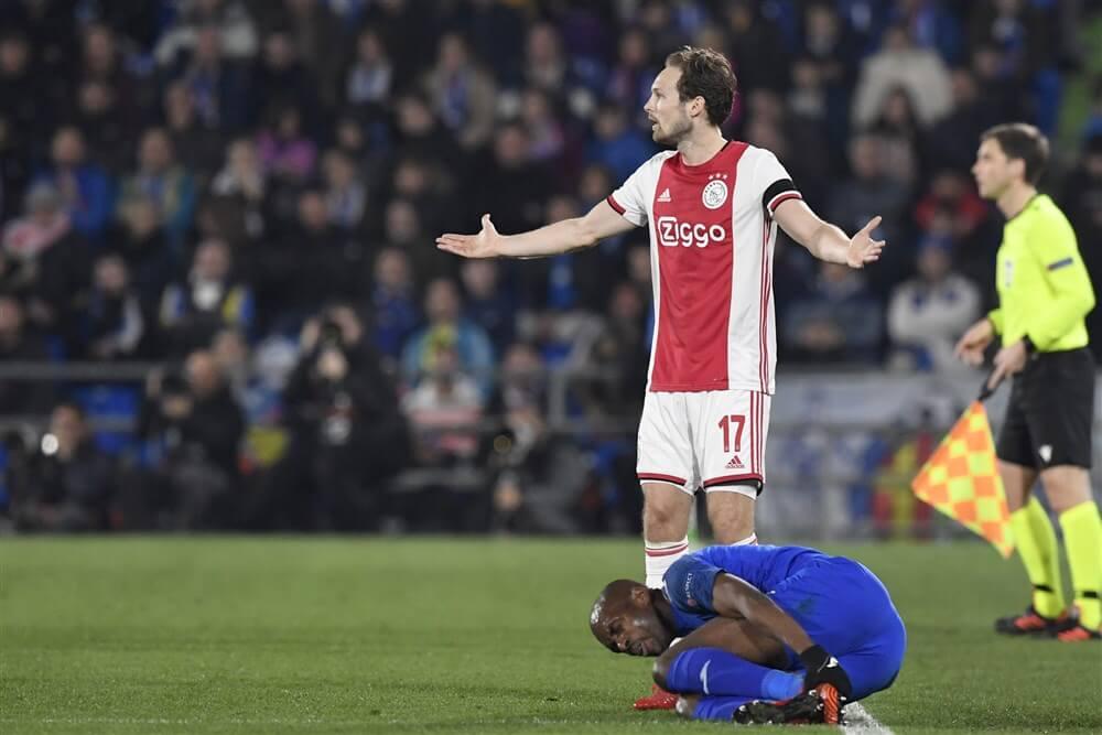 Zwak Ajax laat zich foppen door komedianten van Getafe: 2-0; image source: Pro Shots
