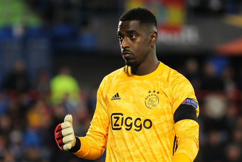 """Bruno Varela: """"Ajax wilde me halen om de strijd aan te gaan met Andre Onana""""; image source: Pro Shots"""