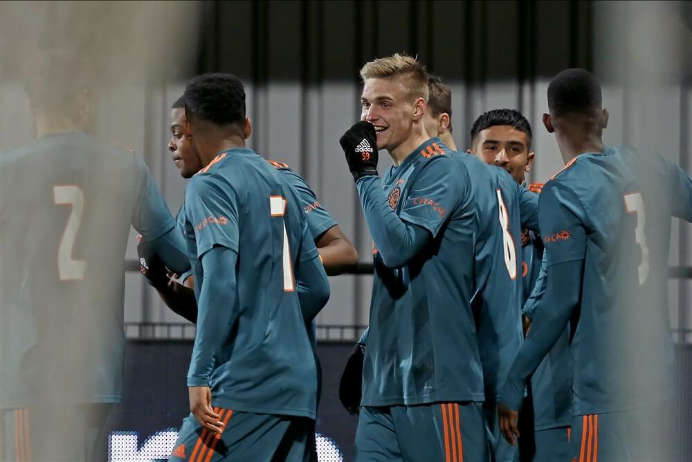 Jong Ajax te sterk voor Helmond Sport; image source: Pro Shots