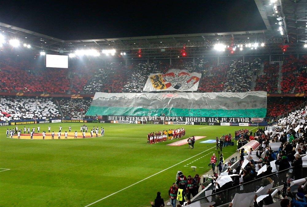 """""""Ajax in voorbereiding naar Oostenrijk, oefenduel tegen Red Bull Salzburg; image source: Pro Shots"""