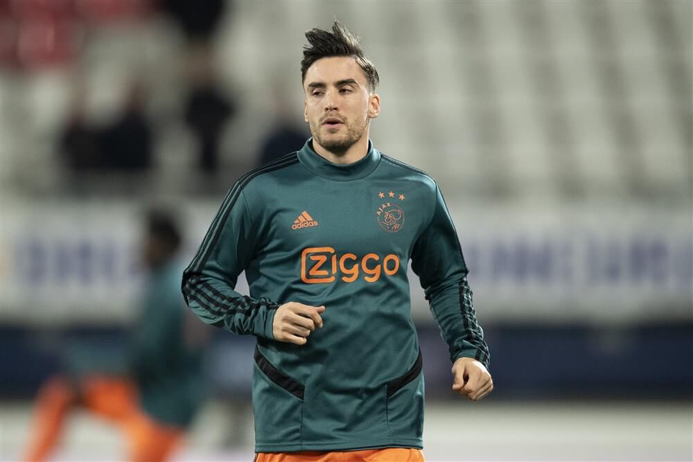 """""""Nicolás Tagliafico vanwege lage vraagprijs ook in beeld bij Paris Saint-Germain""""; image source: Pro Shots"""