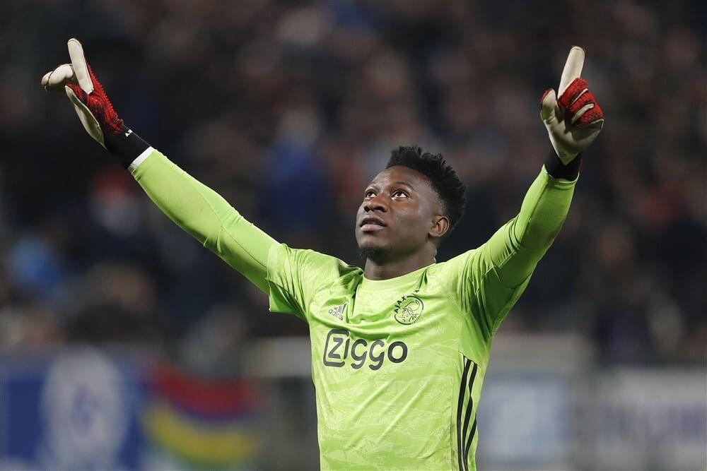 """""""André Onana blijft in beeld bij Chelsea""""; image source: Pro Shots"""