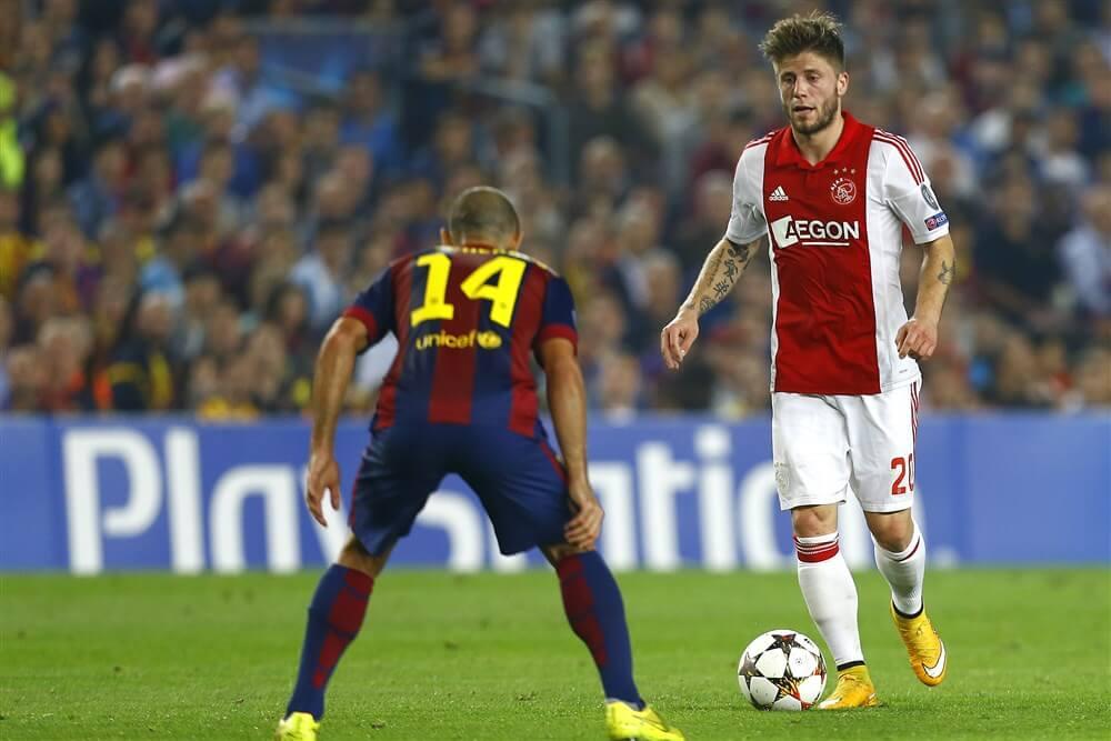 """""""Barcelona en Ajax onderzoeken mogelijkheid tot samenwerking""""; image source: Pro Shots"""