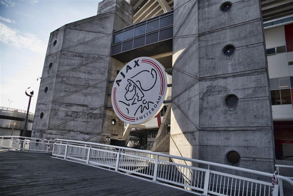 Acronis nieuwe sponsor van Ajax-jeugd; image source: Pro Shots