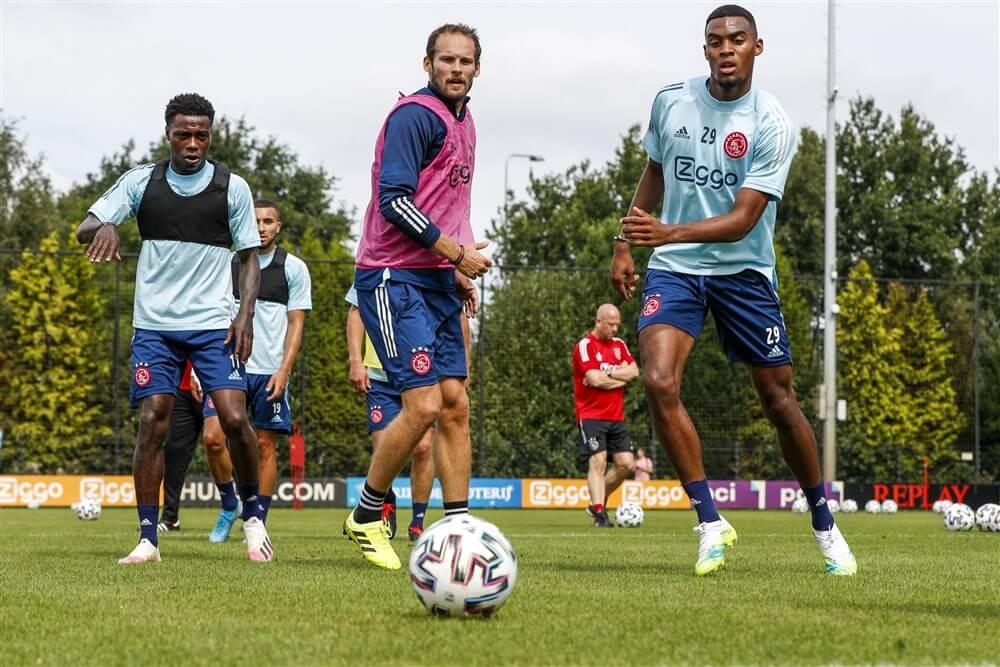 Ajax in voorbereiding ook vier keer tegen Duitse club; image source: Pro Shots