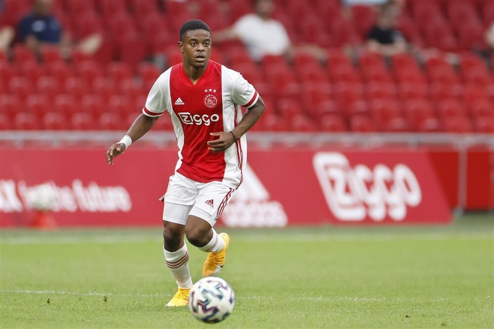 """""""Sontje Hansen verlengt contract bij Ajax tot 2023""""; image source: Pro Shots"""