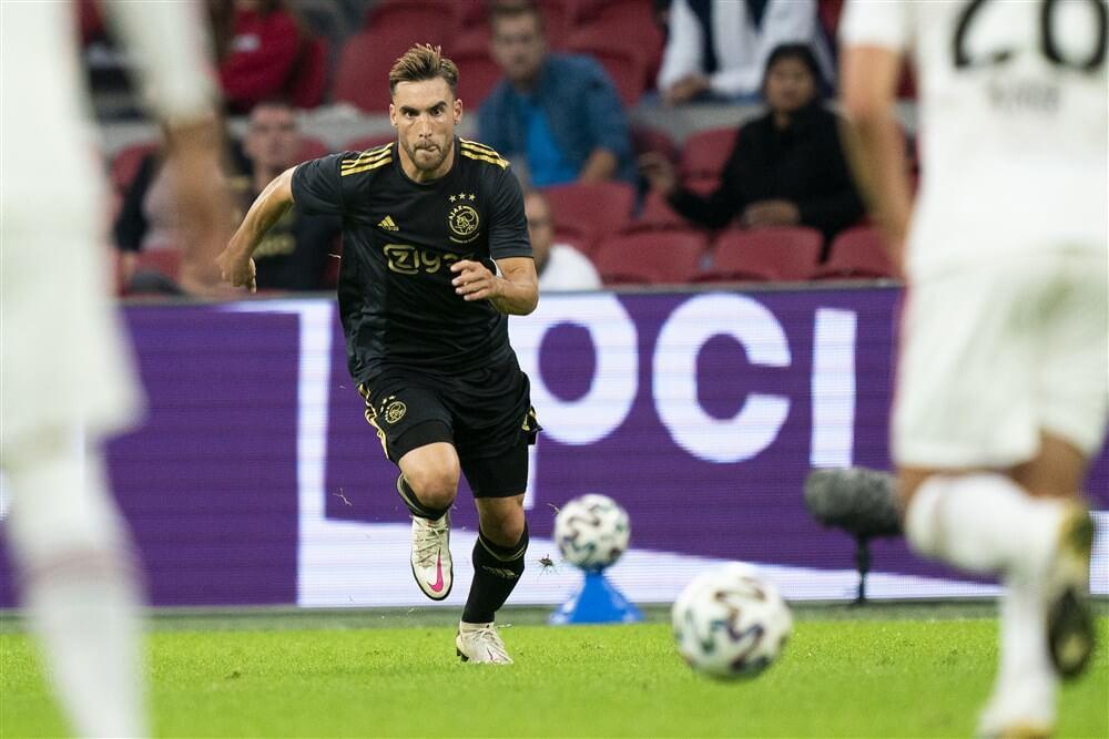 """""""Ajax in gesprek met Nicolás Tagliafico over nieuw contract""""; image source: Pro Shots"""