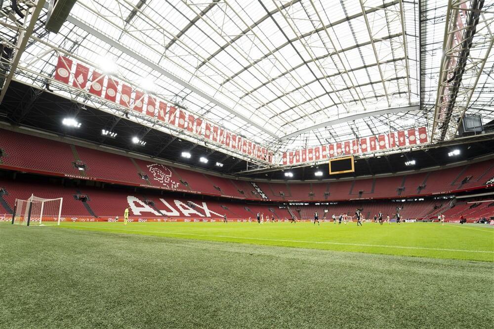 """""""Kabinet verbiedt publiek bij voetbalwedstrijden""""; image source: Pro Shots"""