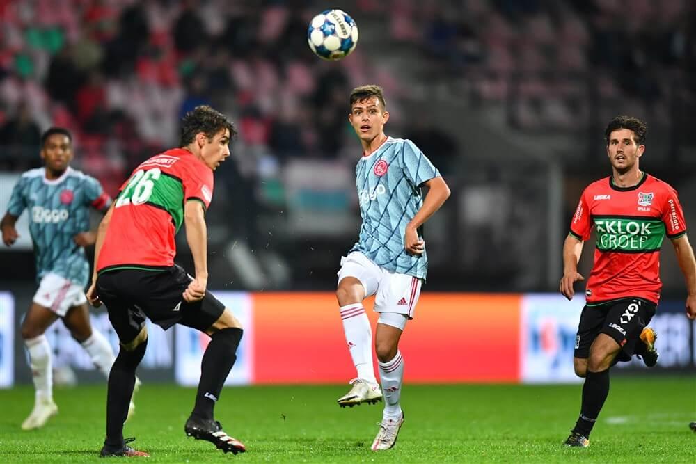Jong Ajax ook in tweede competitieduel onderuit; image source: Pro Shots