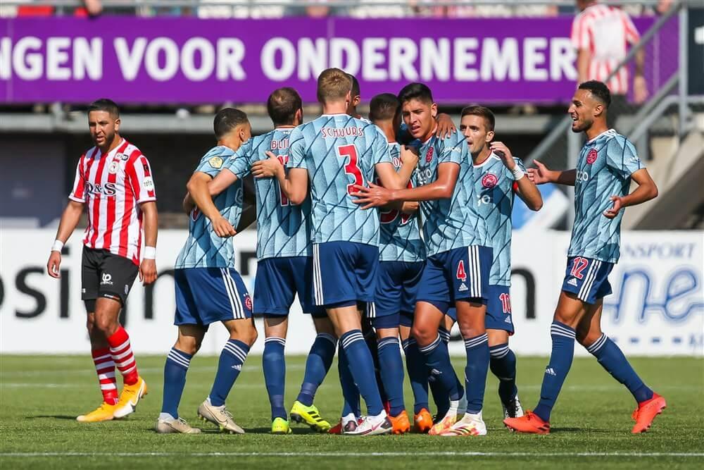 """""""Binnen selectie Ajax twijfels of huidige selectie wel breed genoeg is""""; image source: Pro Shots"""