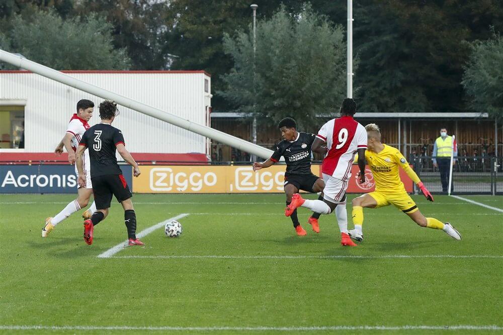 Jong Ajax verliest ook in derde competitieduel; image source: Pro Shots
