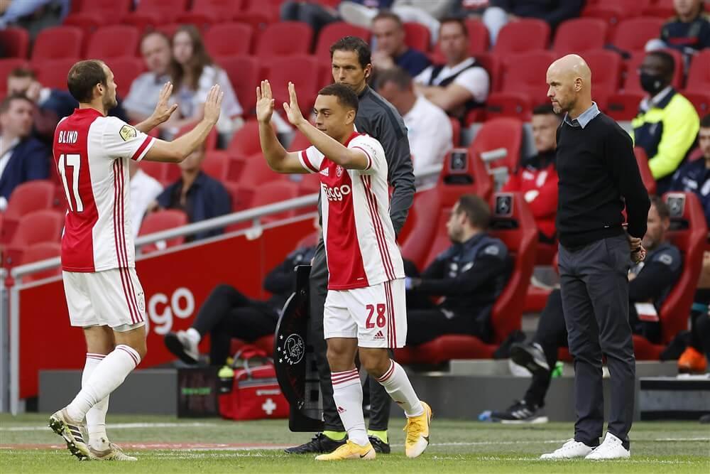 """Ajax nadert akkoord over transfer Sergiño Dest""; image source: Pro Shots"