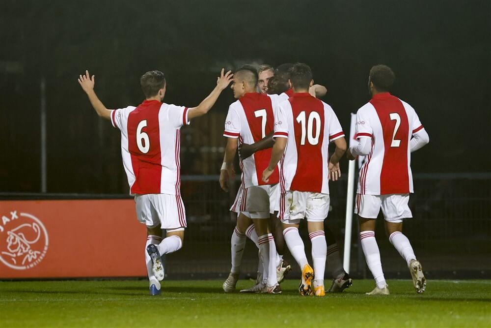Ruime zege voor Jong Ajax tegen Excelsior; image source: Pro Shots