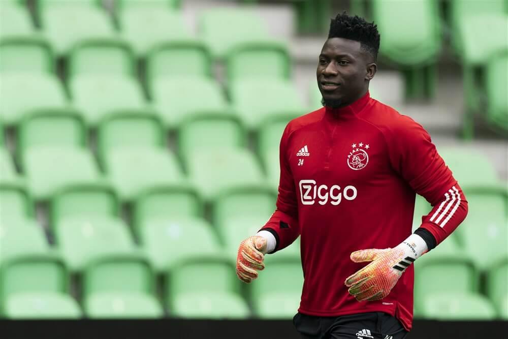 """André Onana: """"Zin om de rest van de wereld te laten zien wat voor goede spelers wij hebben""""; image source: Pro Shots"""
