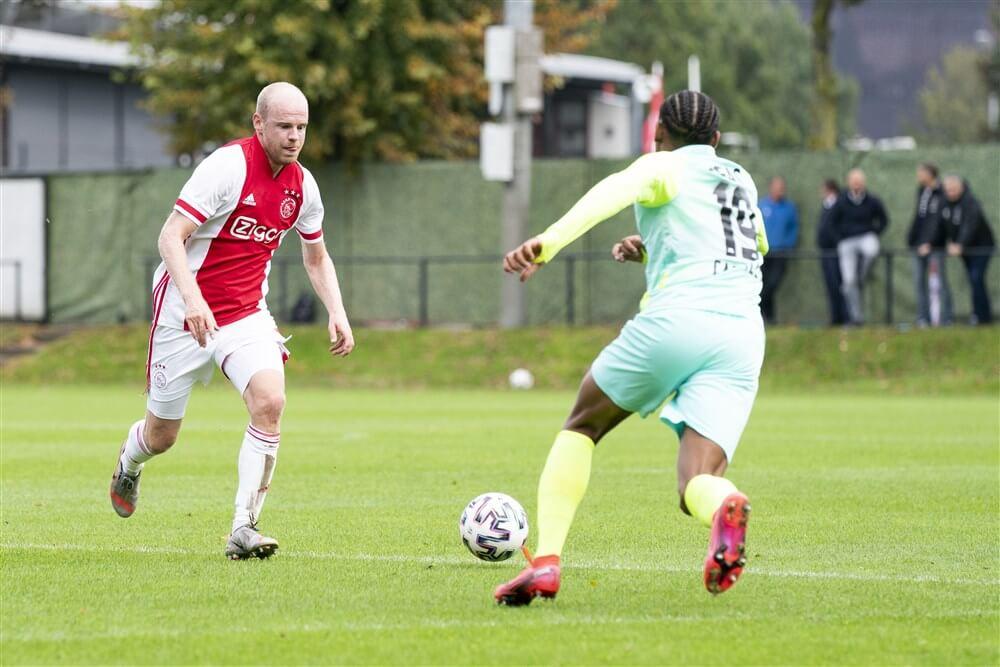 Ajax speelt gelijk in oefenduel tegen AZ, eerste speelminuten voor Davy Klaassen en Sean Klaiber; image source: Pro Shots