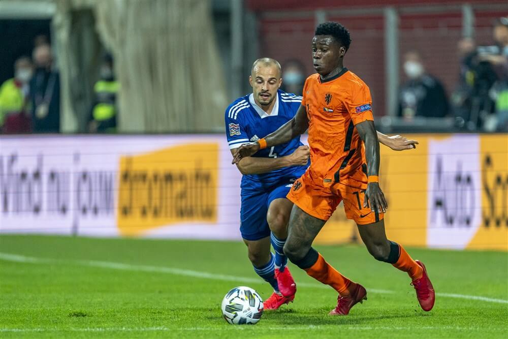 Nederland na wederom teleurstellende wedstrijd gelijk in en tegen Bosnië; image source: Pro Shots