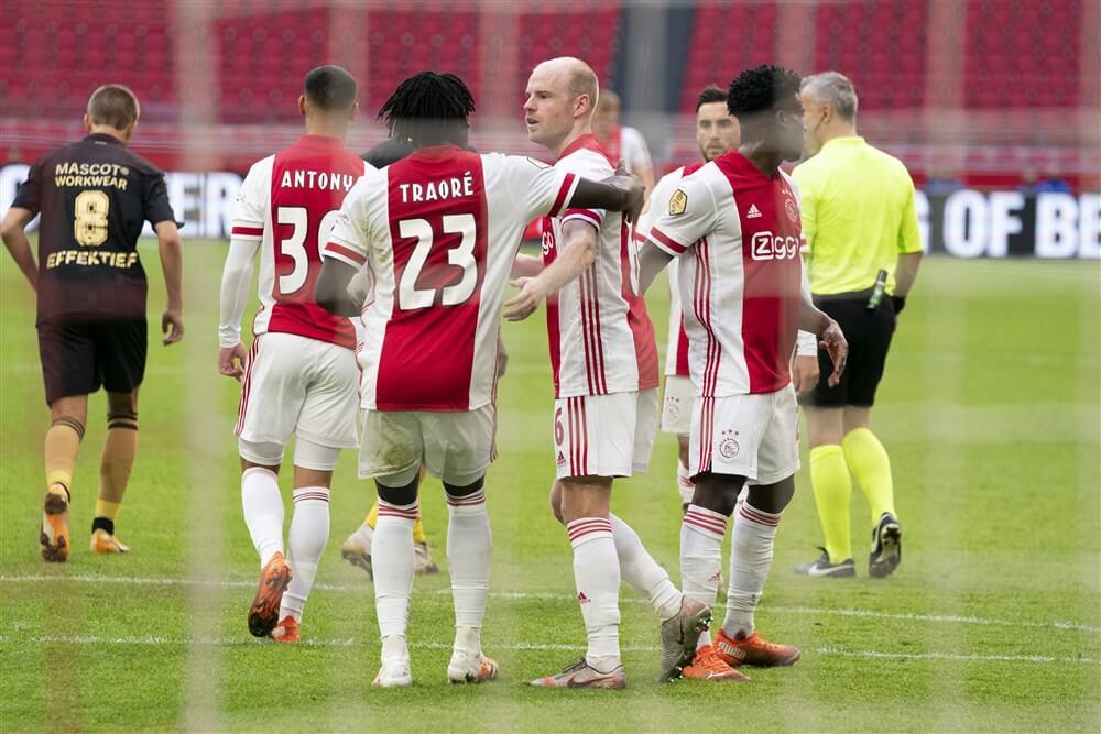 Behoorlijk omgebouwd Ajax met onverwacht gemak langs Heerenveen: 5-1; image source: Pro Shots
