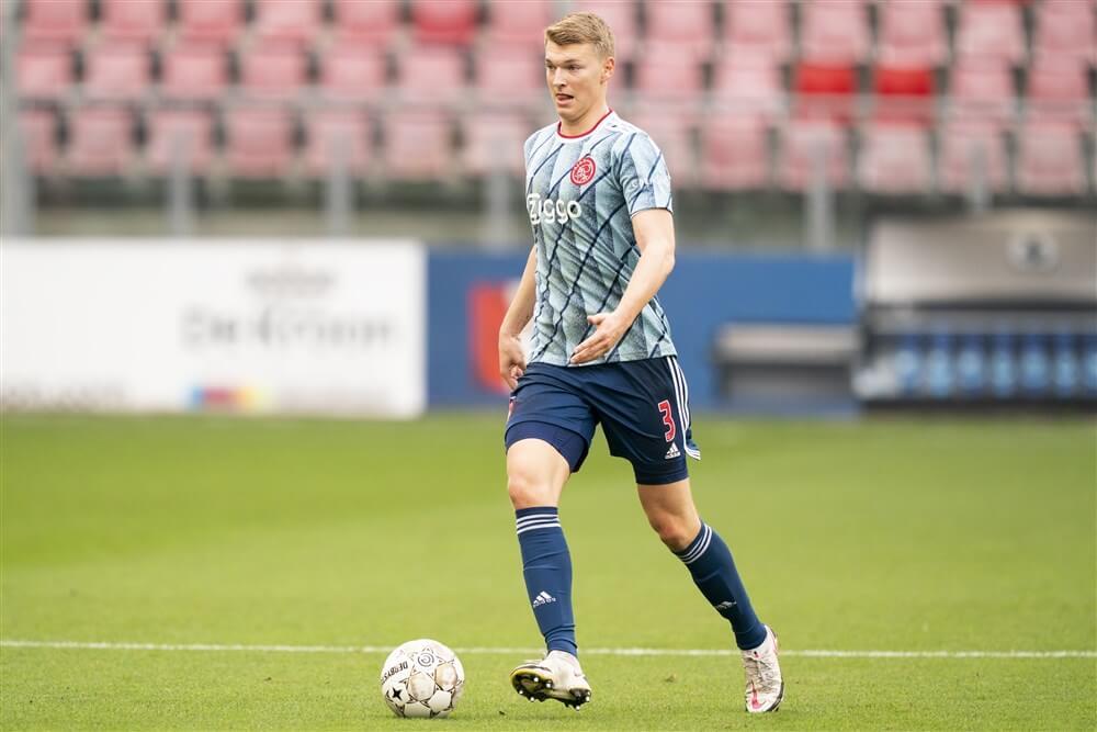 """Freek Jansen: """"Als Perr Schuurs geen verbetering toont, gaat Ajax op zoek naar een verdediger""""; image source: Pro Shots"""