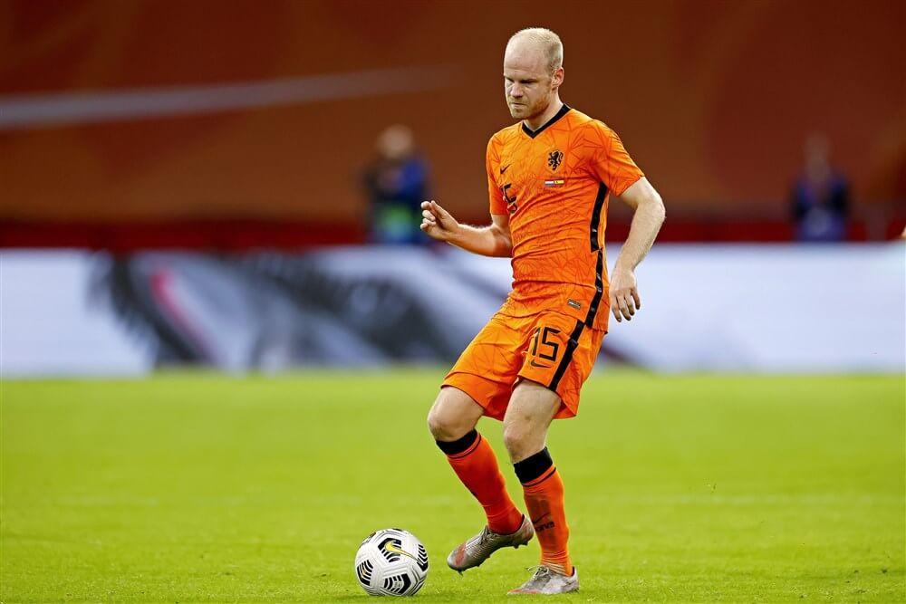 Nederland in Amsterdam gelijk tegen Spanje, Daley Blind en Davy Klaassen vallen in; image source: Pro Shots