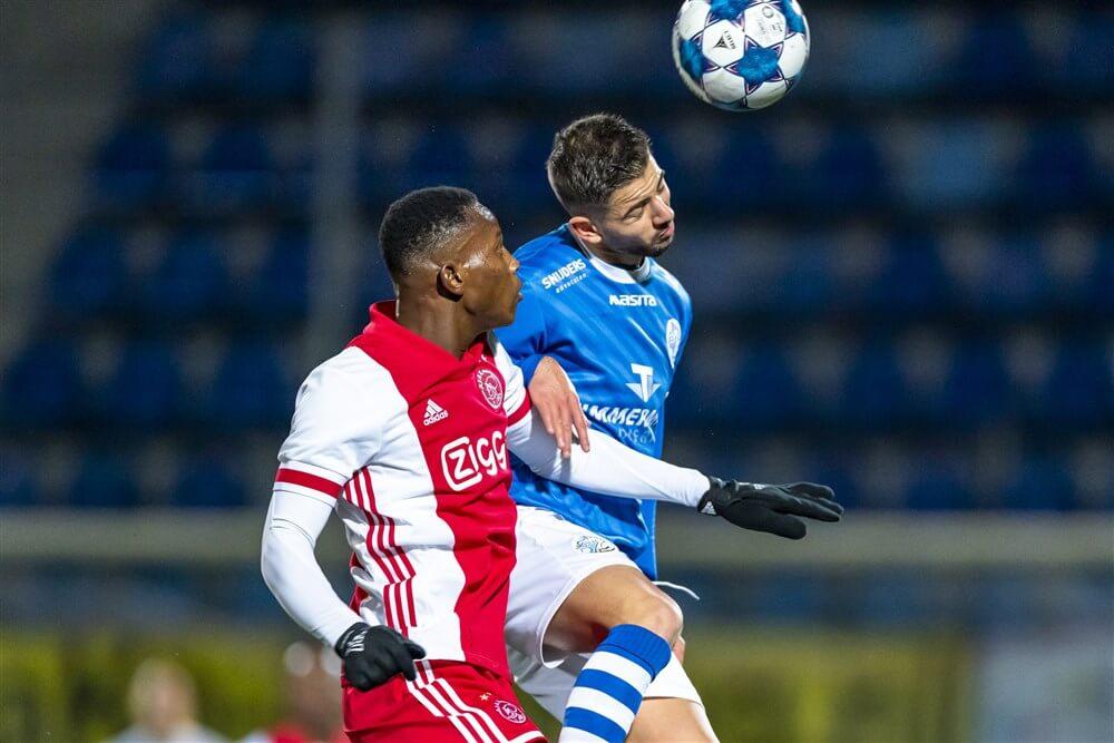 Jong Ajax verspeelt zege in Den Bosch; image source: Pro Shots