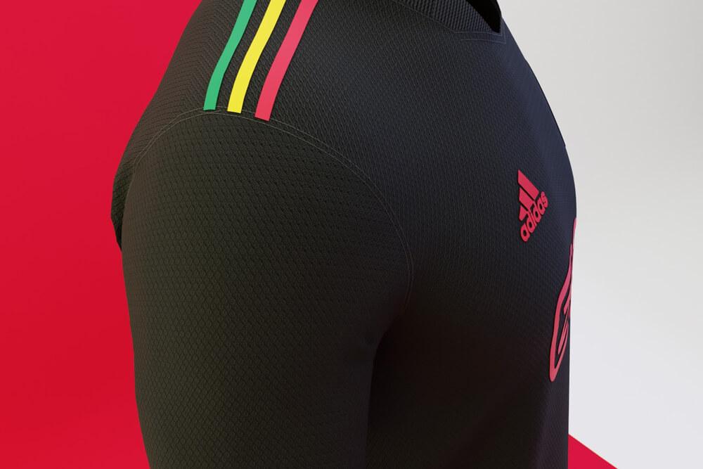 """""""Details """"Bob Marley-shirt"""" verder uitgelekt""""; image source: hendocfc"""