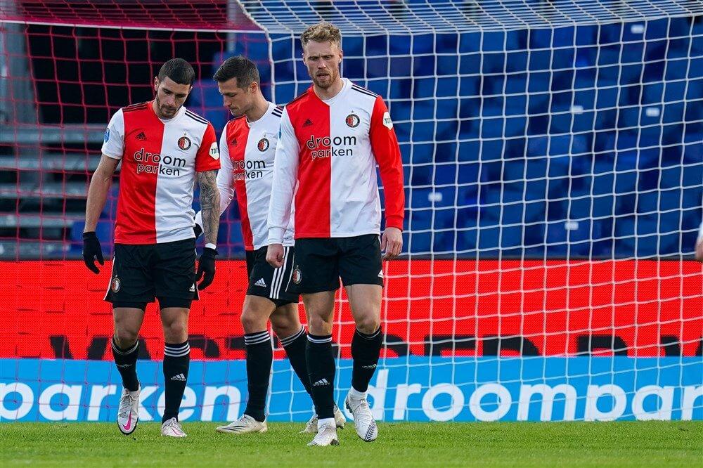 Uitermate zwak Feyenoord pakt een punt in eigen huis tegen Utrecht; image source: Pro Shots