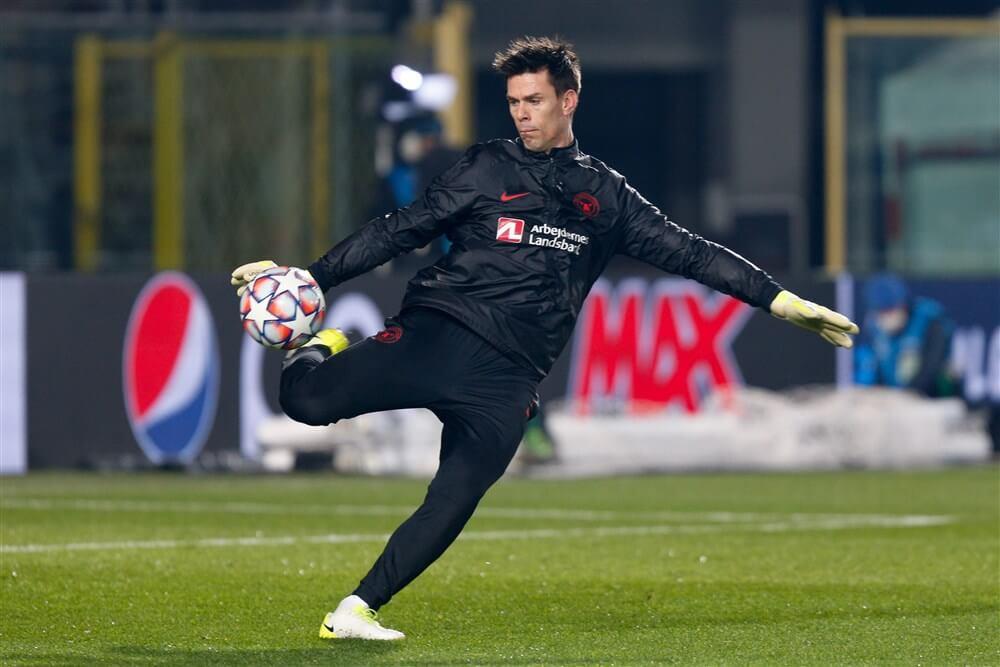 Doelman Jesper Hansen kiest voor transfer naar AGF; image source: Pro Shots
