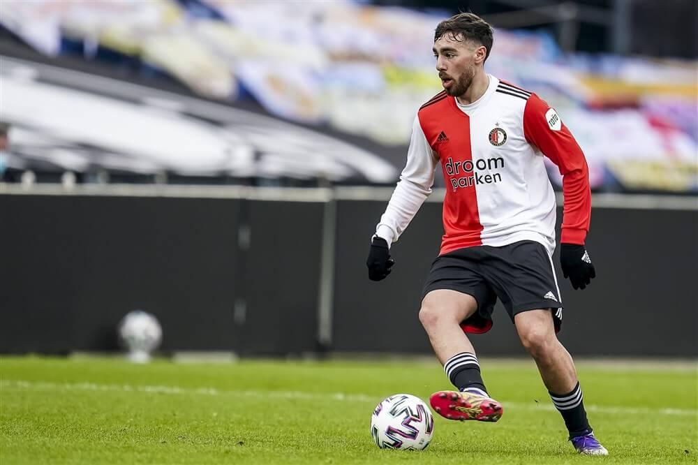"""Feyenoord mist komende wedstrijden Orkun Kökcü vanwege enkelblessure""; image source: Pro Shots"