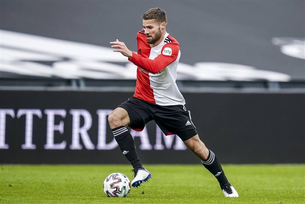 """""""Bart Nieuwkoop vertrekt naar Belgische promovendus Union Sint-Gillis""""; image source: Pro Shots"""