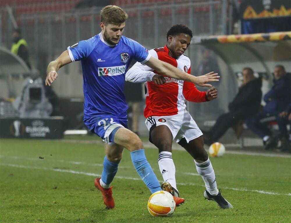 Dramatisch Feyenoord verliest opnieuw en is al klaar in Europa; image source: Pro Shots