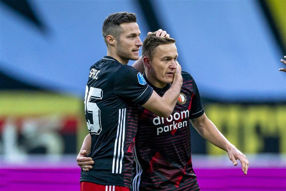 Feyenoord loopt in tweede helft uit naar ruime 0-3 zege in Venlo; image source: Pro Shots