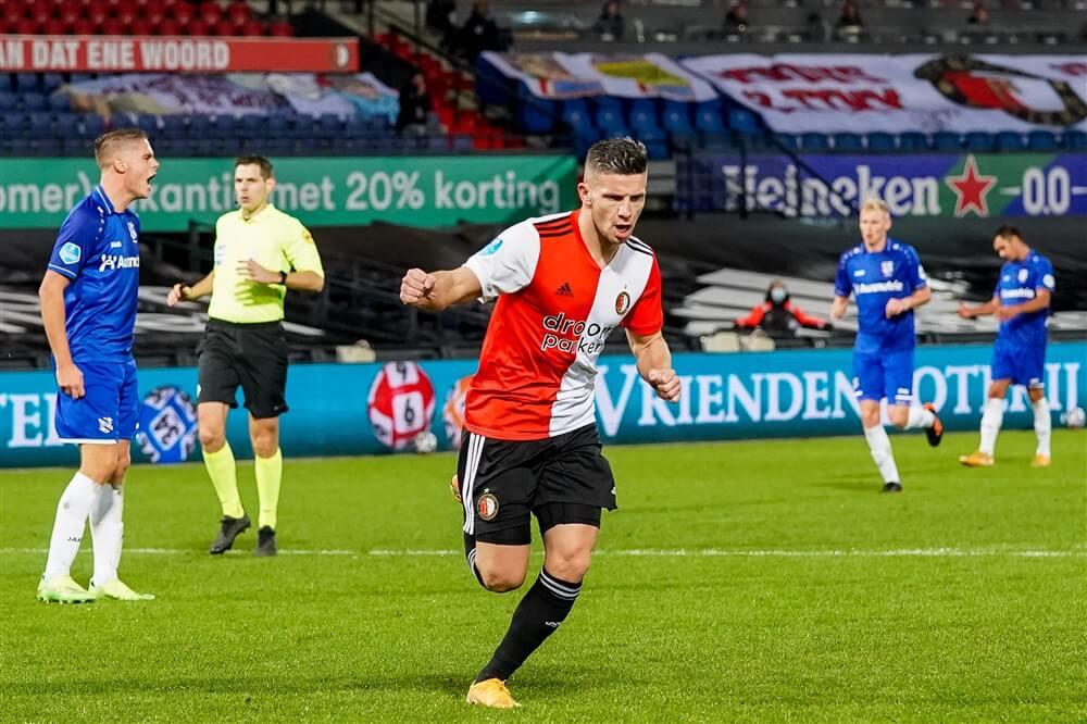 Hattrick Bryan Linssen zorgt voor uitstekende zege tegen sc Heerenveen; image source: Pro Shots