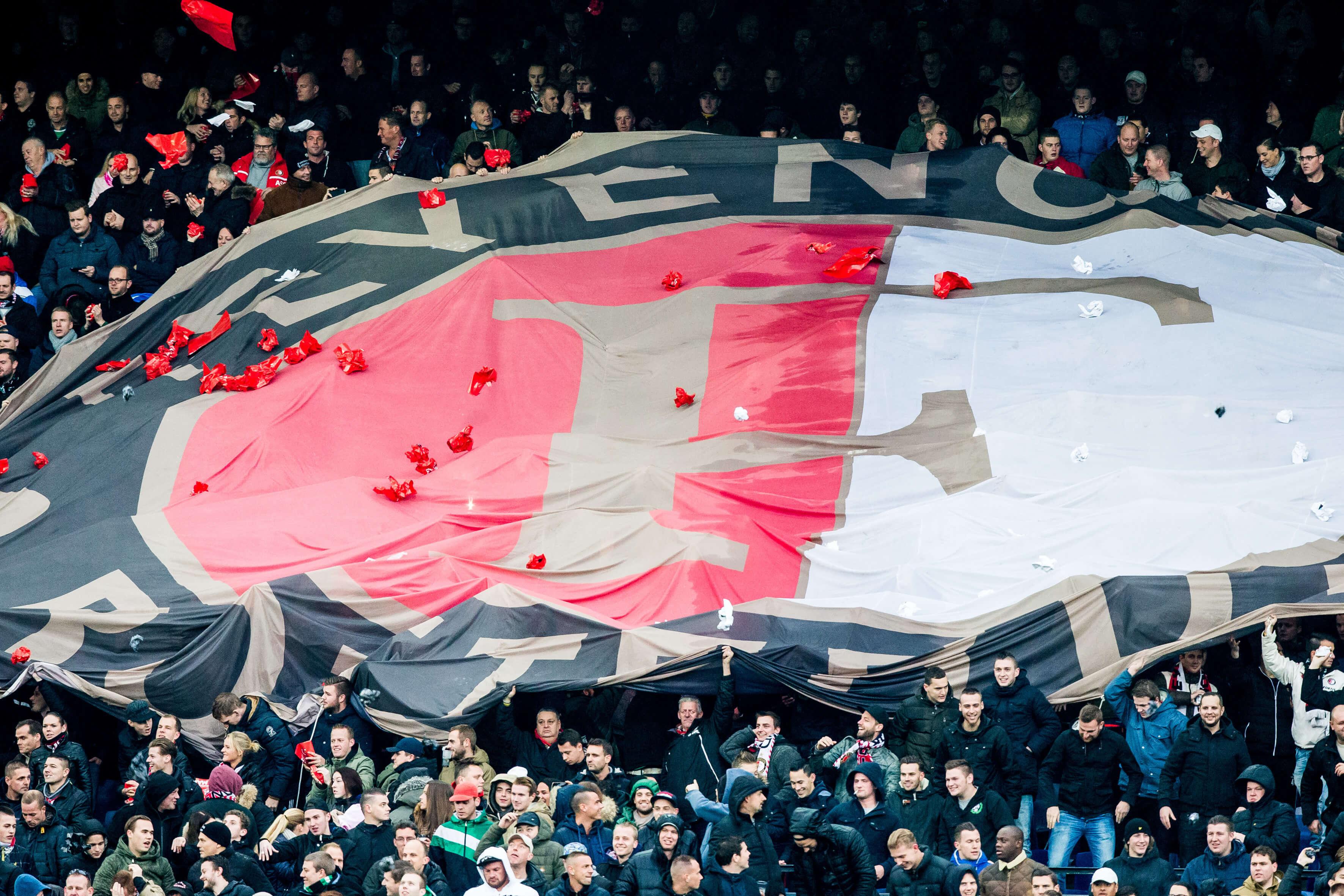 Vijf Eredivisie-duels van Feyenoord krijgen ander aanvangstijdstip; image source: Pro Shots