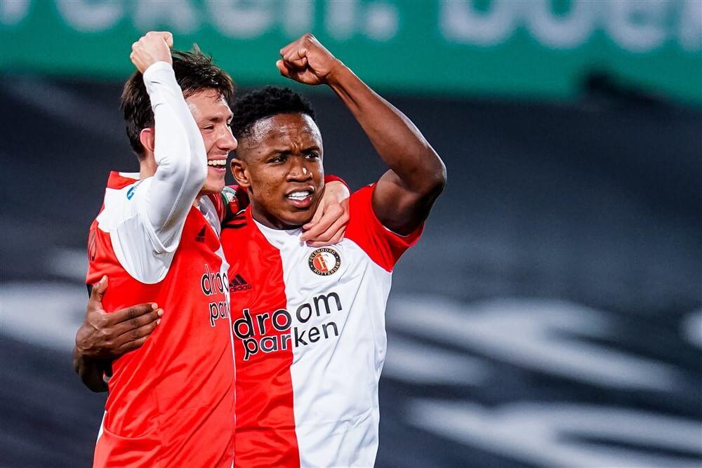 Feyenoord boekt nipte overwinning op PEC Zwolle; image source: Pro Shots