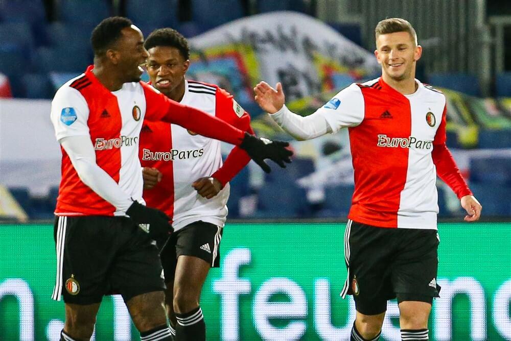 Feyenoord na goede tweede helft te sterk voor Heracles; image source: Pro Shots