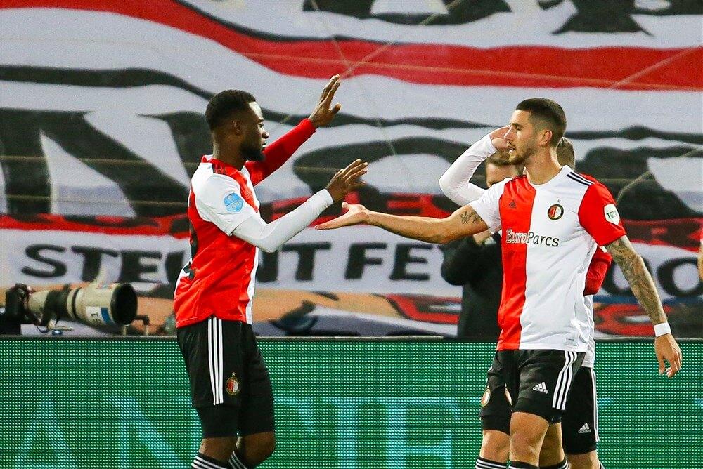 """""""Feyenoord al langere tijd in gesprek met Lutsharel Geertruida en Marcos Senesi over nieuw contract""""; image source: Pro Shots"""