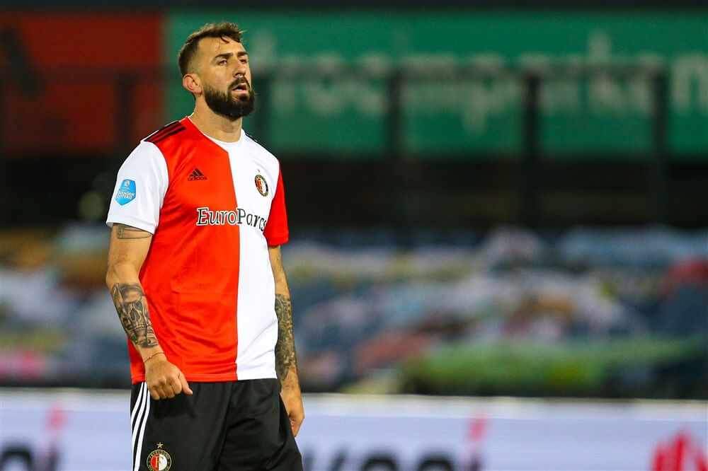 Spits Lucas Pratto helemaal afgeschreven; image source: Pro Shots