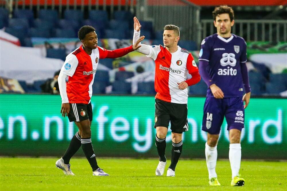 Feyenoord in TOTO KNVB Beker tegen Heerenveen; image source: Pro Shots