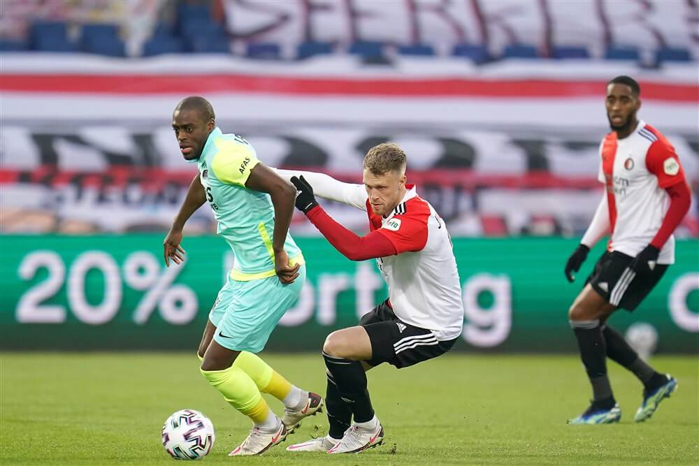 """Arne Slot sprak met drie spelers over mogelijke komst naar Feyenoord""; image source: Pro Shots"