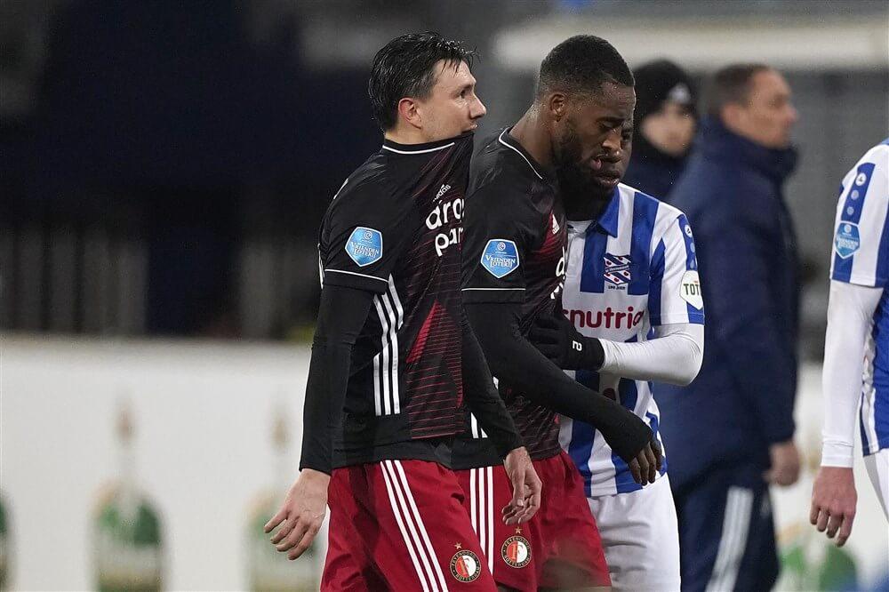 Dramatisch Feyenoord kansloos onderuit in Heerenveen; image source: Pro Shots