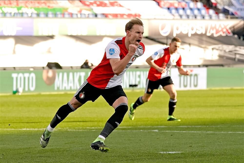 Feyenoord na heerlijke eerste helft veel te sterk voor PSV; image source: Pro Shots