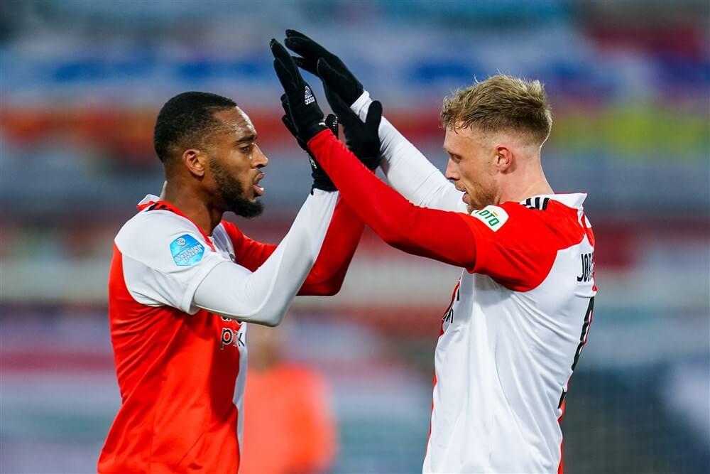 """Turkse interesse voor Nicolai Jørgensen en Leroy Fer""; image source: Pro Shots"