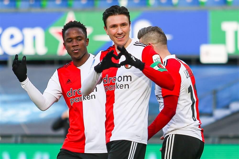 Feyenoord overrompelt Willem II in wervelende tweede helft ; image source: Pro Shots