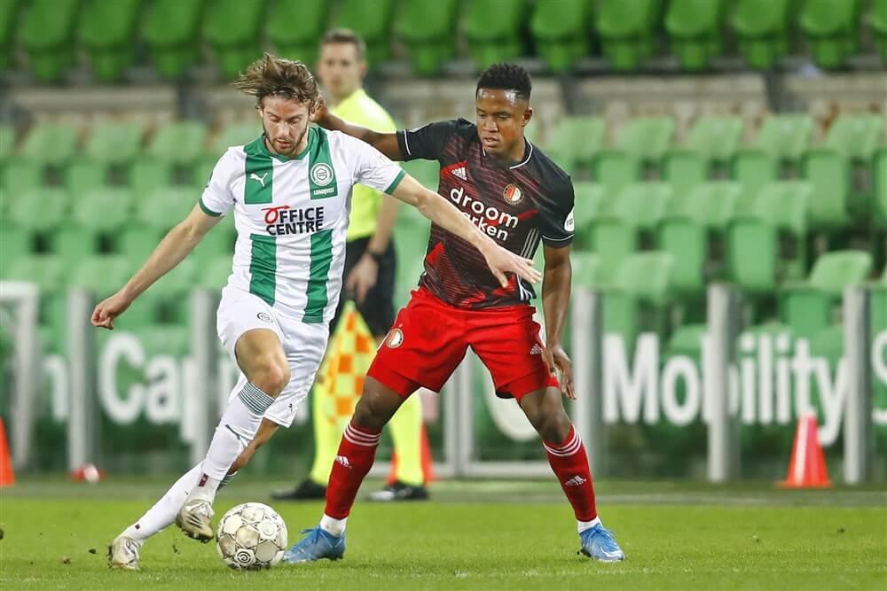 Doelpuntloos gelijkspel voor Feyenoord in het Hoge Noorden; image source: Pro Shots