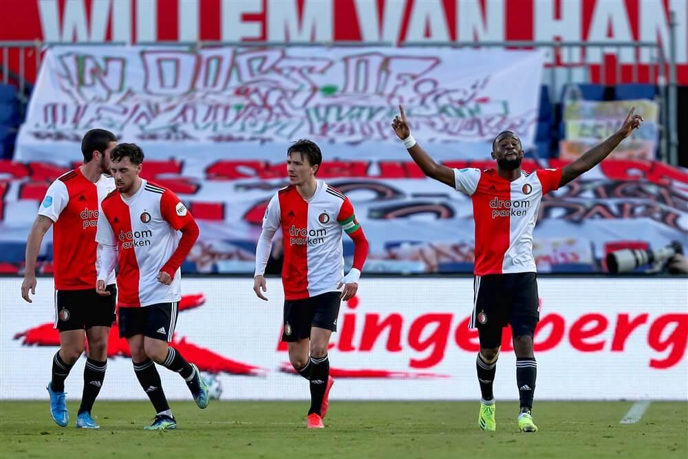 Feyenoord met het grootste gemak voorbij tam VVV-Venlo; image source: Pro Shots