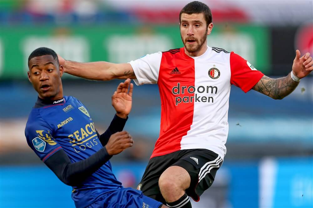 Senesi wil dat Feyenoord profiteert van transfer; image source: Pro Shots