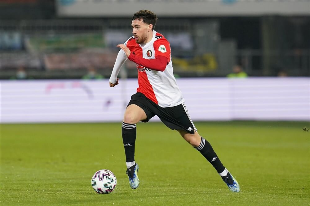 """Vader Orkun Kökcü sprak met AC Milan""; image source: Pro Shots"