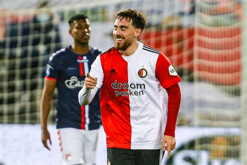 Orkun Kökcü Talent van de Maand in Eredivisie; image source: Pro Shots