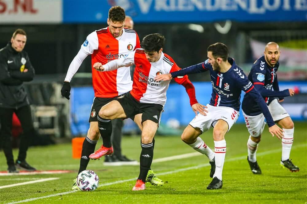 Dramatisch Feyenoord in eigen huis gelijk tegen FC Emmen; image source: Pro Shots